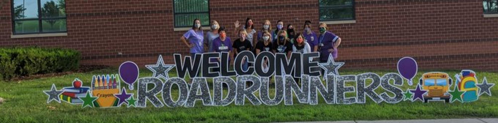 welcome roadrunners